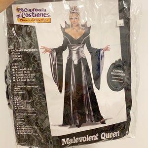 Malovent Queen Halloween Costume Adult
